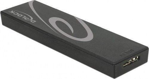 Etui Delock DeLOCK M.2 SSD> USB 3.1 Gen2 Micro-B - external housing