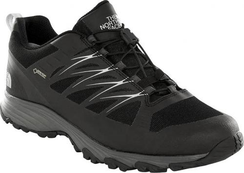 The North Face Buty męskie Venture Fastlace Gtx Gore-Tex czarne r. 44 (T93FYYKW6)