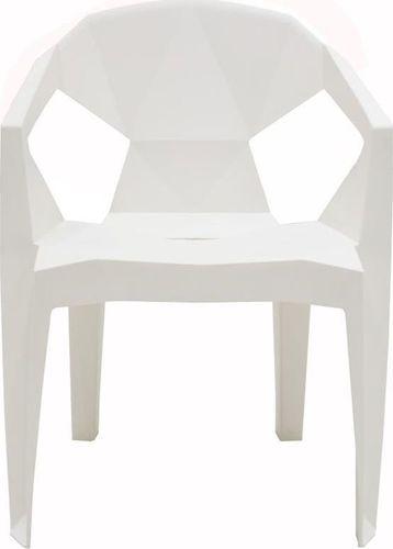 D2 Design Krzesło Siste White uniwersalny