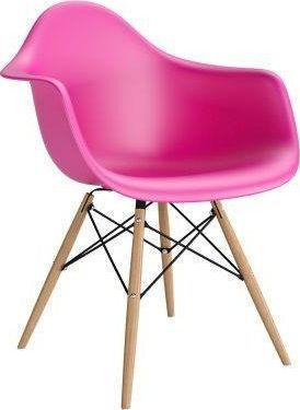 D2 Design Krzesło P018W PP inspirowane DAW uniwersalny