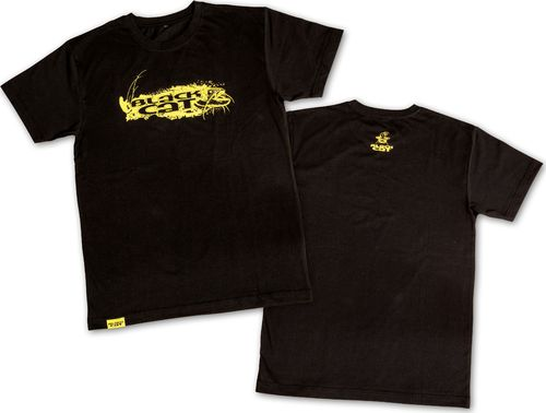 Black Cat XXXL T-Shirt czarny (8432005)