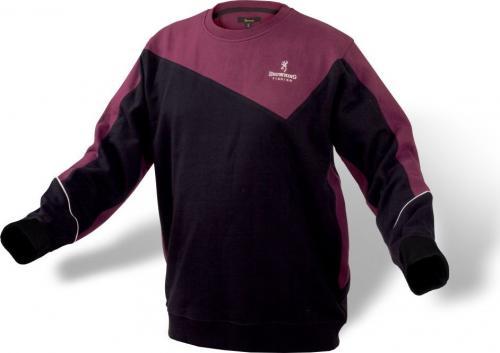 Browning Bluza 8496005 czarno-bordowa r. XXXL
