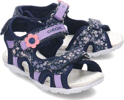Geox Geox Junior Roxanne - Sandały Dziecięce - J92D9C 015CE C4002 26