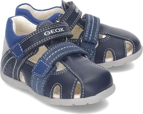 Geox Geox Baby Kaytan - Sandały Dziecięce - B9250B 08522 C0700 19