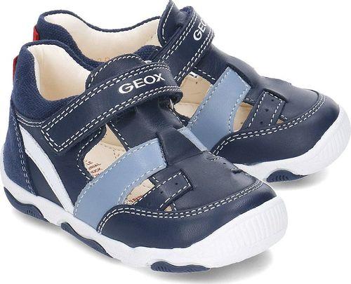 Geox Geox Baby New Balu - Sandały Dziecięce - B920PB 08522 C4002 21