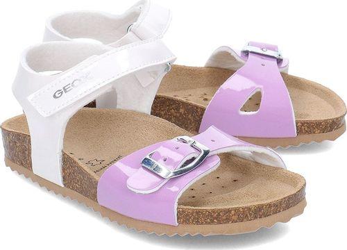Geox Geox Junior Aloha - Sandały Dziecięce - J921CD 000HH C0761 25