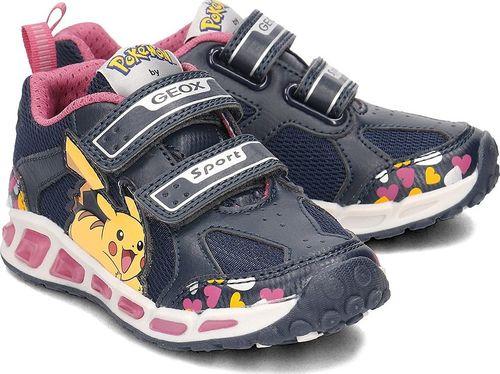 Geox Geox Junior Shuttle - Sneakersy Dziecięce - J8206D 014BU C4268 31