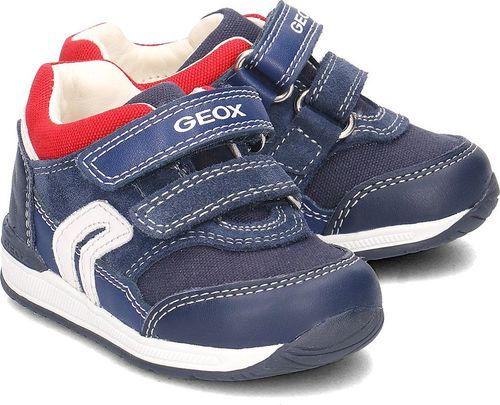 Geox Geox Baby Rishon - Sneakersy Dziecięce - B840RA 08510 C0735 20