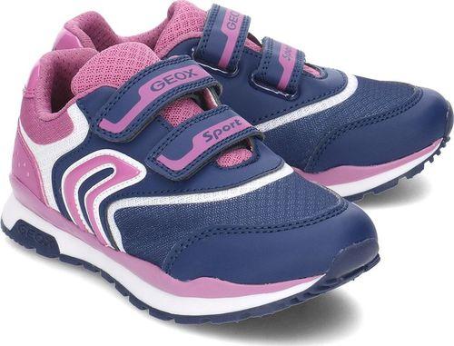 Geox Geox Junior Pavel - Sneakersy Dziecięce - J928CA 01454 C4268 31