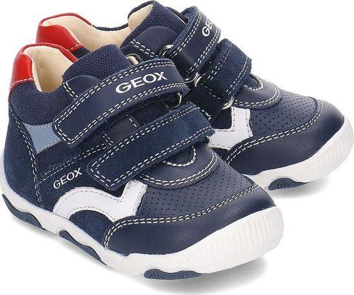 Geox Geox Baby New Balu - Sneakersy Dziecięce - B920PC 08522 C4002 22