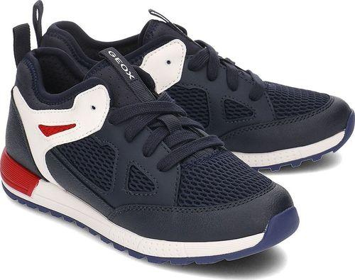 Geox Geox Junior Alben - Sneakersy Dziecięce - J929ED 014BU C0735 33