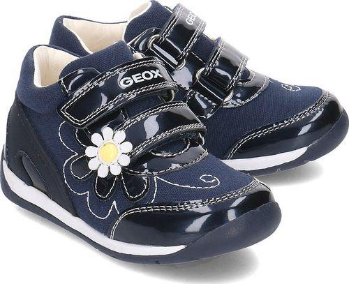 Geox Geox Baby Each - Sneakersy Dziecięce - B920AG 010HI C4211 19