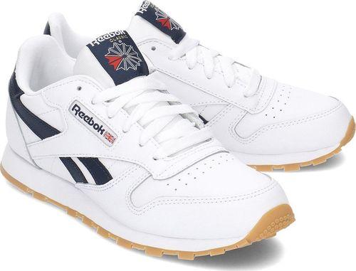 Reebok Reebok Classic Leather - Sneakersy Dziecięce - DV4567 35