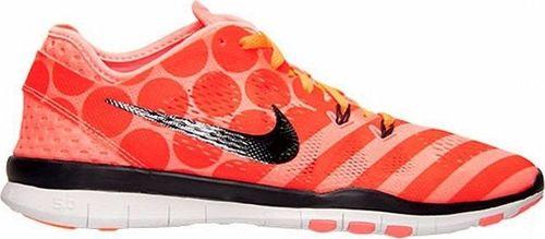 Nike Buty damskie Free 5.0 Tr Fit 5 Prt pomarańczowe r. 39 (704695-602)