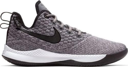 Nike Buty męskie LeBron Witness III szare r. 45 (AO4433-002)