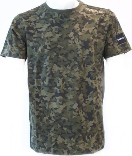 Shimano Koszulka Tribal Xtr Camo zielona r. XL