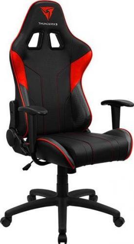 Fotel Aerocool THUNDER3X EC3 AIR Czarno-Czerwony (AERO-EC3-BR)