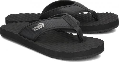 The North Face Japonki męskie Face Basecamp FlipFlop czarne r. 39 (T0ABPE002)