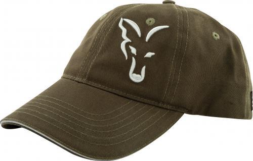 FOX Green/Silver Trucker Baseball Cap (CPR996)