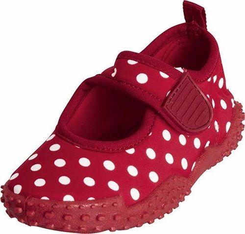 Playshoes Buty pływackie Kropki czerwone r. 30/31