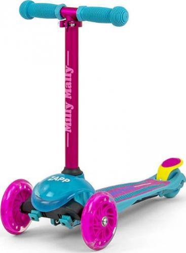 Milly Mally Hulajnoga Scooter Zapp Pink (2209)