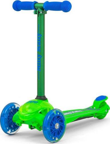 Milly Mally Hulajnoga Scooter Zapp zielona (2628)