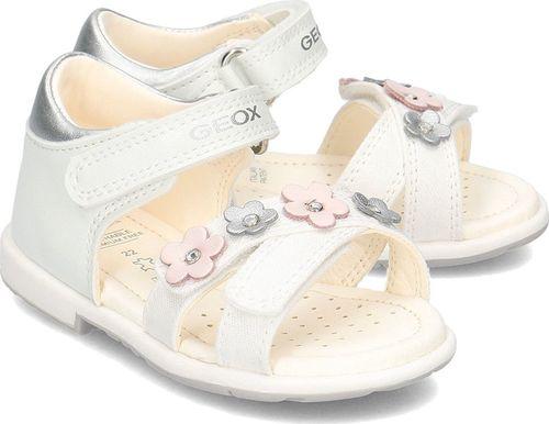 Geox Geox Baby Verred - Sandały Dziecięce - B9221C 0BCLG C1000 23