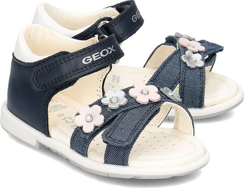Geox Geox Baby Verred - Sandały Dziecięce - B9221C 0BCLG C4002 22