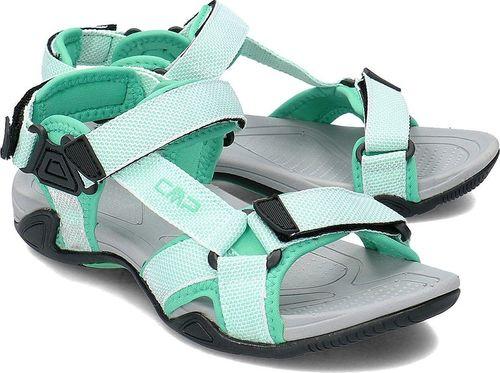 Campagnolo (CMP) Sandały damskie 38Q9956 34XC zielone r. 39