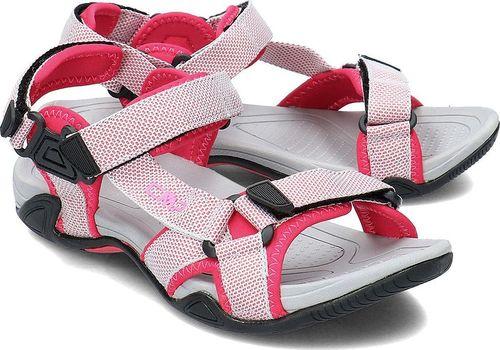Campagnolo (CMP) Sandały damskie 38Q9956 40XC różowe r. 37