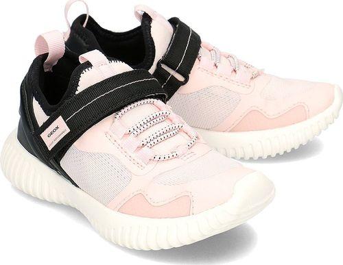 Geox Geox Junior Waviness - Sneakersy Dziecięce - J926DC 01415 C8W9B 34