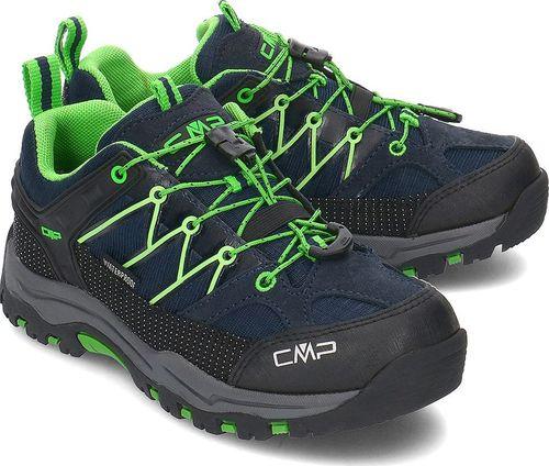 Campagnolo (CMP) CMP Rigel Low - Trekkingowe Dziecięce - 3Q54554 51AK 33