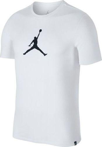 Jordan  Koszulka męska Air Dri-FIT Jumpman 23/7 biała r. XXL (925602-100)