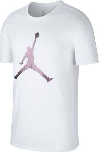 Jordan  Koszulka męska Iconic Jumpman biała r. XXL (AA1905-100)