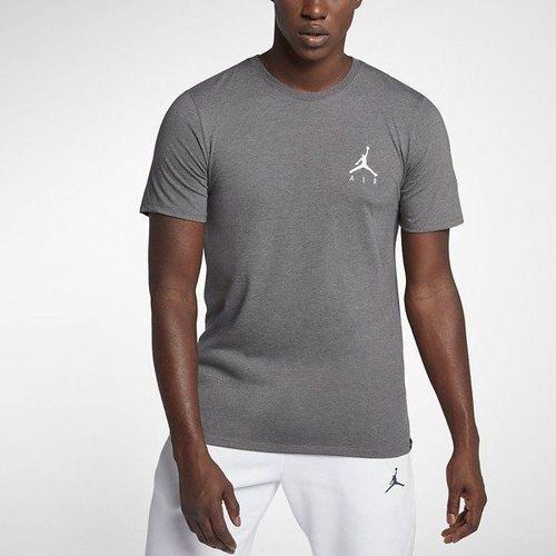 Jordan  Koszulka męska Jumpman Embroidered szara r. 4XL (AH5296-091)