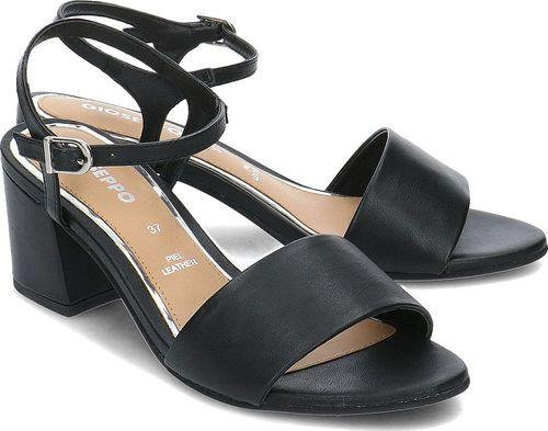 Gioseppo Gioseppo - Sandały Damskie - BERGERAC 49082 BLACK 40