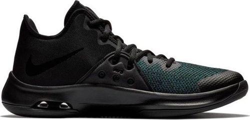 Nike Buty męskie Air Versitile III czarno-zielone r. 44 (AO4430-002)