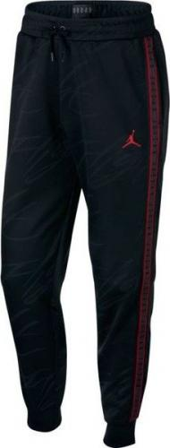 Jordan  Spodnie męskie Jumpman Tricot czarne r. XXL (AR4462-010)