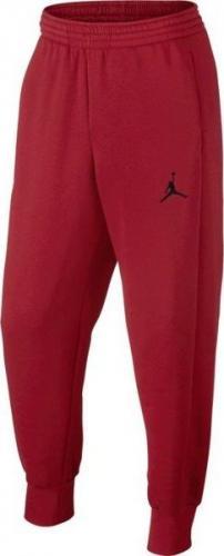 Jordan  Spodnie męskie Flight Pant czerwone r. M (823071-687)