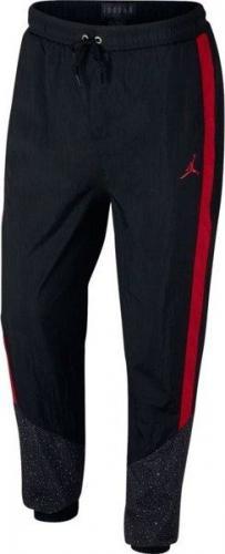 Jordan  Spodnie męskie Diamond Cement czarno-czerwone r. M (AR3244-010)