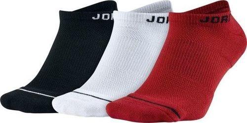 Jordan  Skarpetki Jordan Dri-Fit Jumpman 3 Pack - SX5546-011 34-38