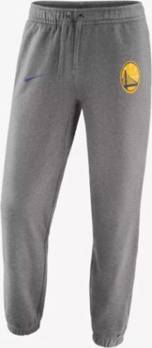 Nike Spodnie męskie NBA Golden State Warriors szare r. M (911296-063)