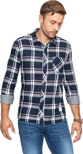 Mustang MUSTANG FLANNEL SHIRT SLIM FIT 4604 4008 554 XXL