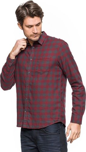 Tom Tailor TOM TAILOR RAY LIGHT TWILL CHECK SHIRT 2030857.62.10 COL. 4480 S