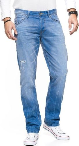 Tom Tailor TOM TAILOR DESTROYED RELAXED SLIM 6202541.00.12 COL. 1073 W32 L32