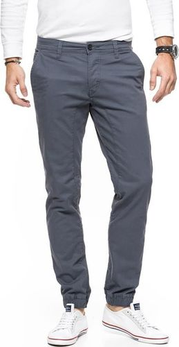Tom Tailor TOM TAILOR SOLID STRETCH TWILL JOGG CHINO NAVY 6403965.00.12 COL. 6889 W30 L32