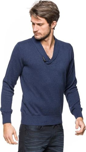 Tom Tailor TOM TAILOR CASUAL SHAWL COLLAR 3016482.70.10 COL.6697 L