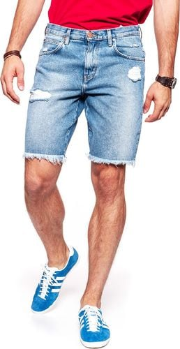Wrangler WRANGLER REGULAR SHORTS SALTED RIPS W15UER040 W32