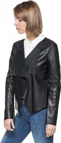Tom Tailor TOM TAILOR FAKE LEATHER JACKET S