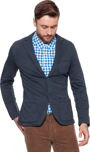 Tom Tailor TOM TAILOR OVERDYED SWEATBLAZER XXL